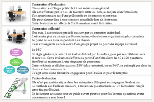 les modes d evaluation
