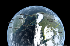 Melown VTS 3D MAP Geospatial