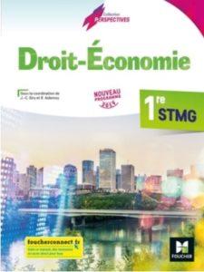 Livre numérique Droit Eco Foucher 2019 STMG 1ere