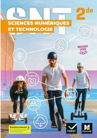 FOUCHER Livre numérique + Corrigé Sciences numériques et technologie