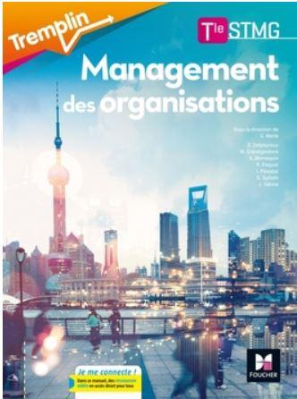 Livre numérique Management Terminale Foucher 2017