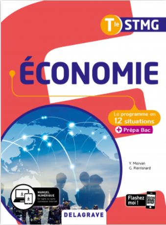 Corrigé Eco Term DELAGRAVE 2020