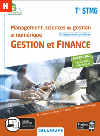 CORRIGE Gestion Finance DELAGRAVE 2020