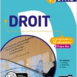 Droit Tle STMG (2020) DELAGRAVE