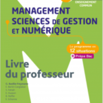 CORRIGE Management, sciences de gestion et numérique Tle STMG (2020)